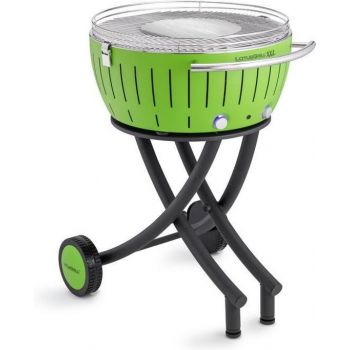 LotusGrill XXL 552205 Smokeless Charcoal Barbecue Green