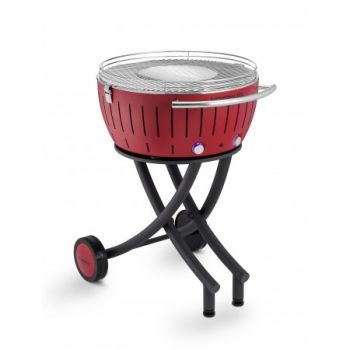 LotusGrill XXL 552202 Smokeless Charcoal Barbecue Red