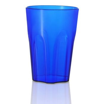 Omami blue glass 25cl