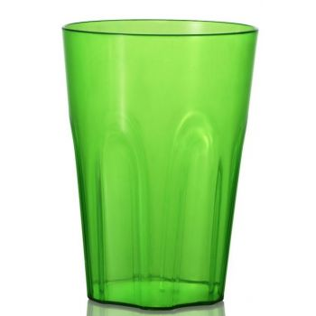 Omami green glass 25cl