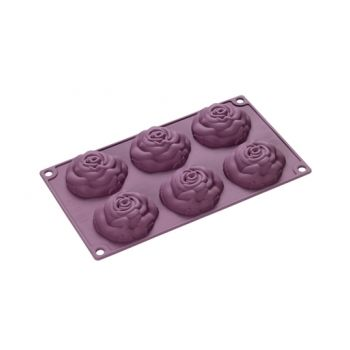 Lurch 85060 Flexiform Millefleur 6pcs Roses