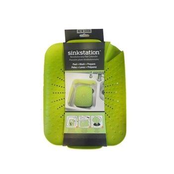 Sinkstation V1 34x27,5x4,5cm Lime green