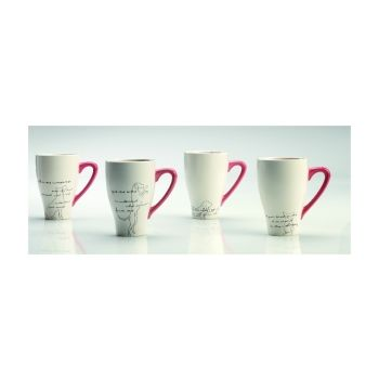 Thai Ceramic SNPY001 mug 'Talk to me'
