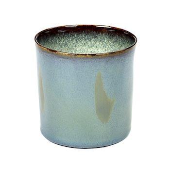 Anita Le Grelle Terres De Rêves B5116107 Smokey Blue Goblet Cylinder High
