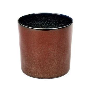 Anita Le Grelle Terres De Rêves B5116109 Rust/Dark Blue Goblet Cylinder High