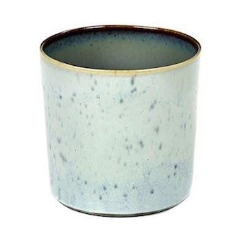 Anita Le Grelle Terres De Rêves B5116110 Light Blue/Smokey Blue Goblet Cylinder High