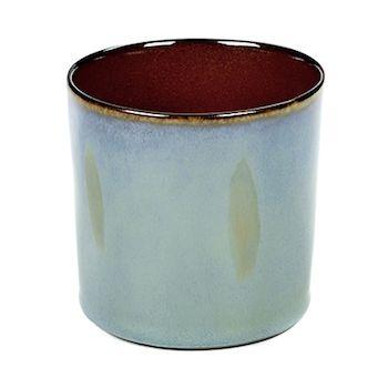 Anita Le Grelle Terres De Rêves B5116112 Smokey Blue/Rust Goblet Cylinder High