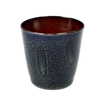 Anita Le Grelle Terres De Rêves B5116114 Dark Blue/Rust Goblet Small