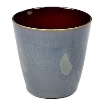 Anita Le Grelle Terres De Rêves B5116118 Smokey Blue/Rust Goblet Small