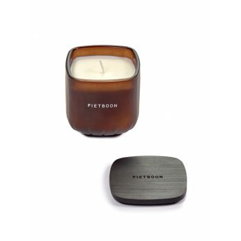 Piet Boon Fragrance Candle Brown Small 11PM 8x8  H9