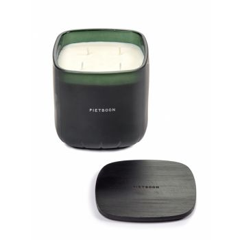 Piet Boon Fragrance Candle Green Large 10 AM 12x12  H13