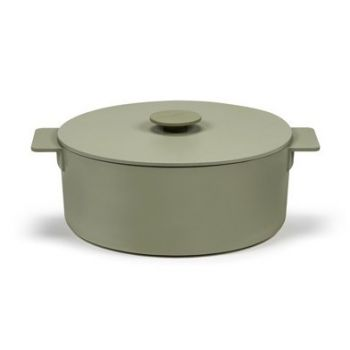 Sergio Herman Surface B8718104G Pot enamel cast iron camogreen D29 5,5L