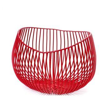 Antonino Sciortino B7211275R Deep dish Gio 23x20xH16 Small Red