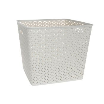 Curver My Style Basket XL White