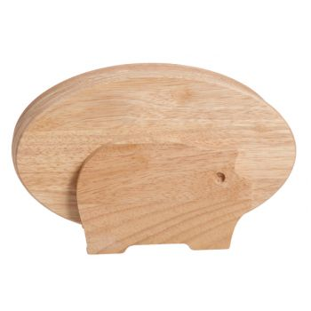 Bread boards set6 w. support