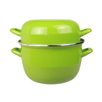 Cosy & trendy for professionals mussel casserole d20cm green-new model
