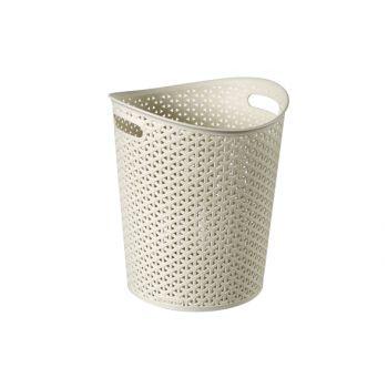 Curver My Style Paperbasket Vintage White 13L