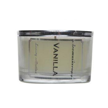 Candle vanilla aroma d5.7-h8.5cm