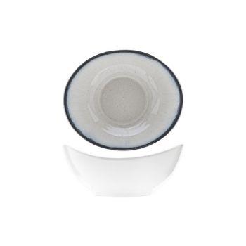 Andromeda oval bowl 23x20.5xh9cm