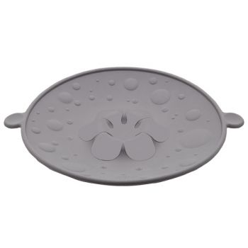 Cosy & trendy anti-boil over lid grey d31cm silicone