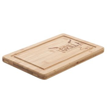 Cosy&Trendy Grill Meat Cutting Board Bamboo