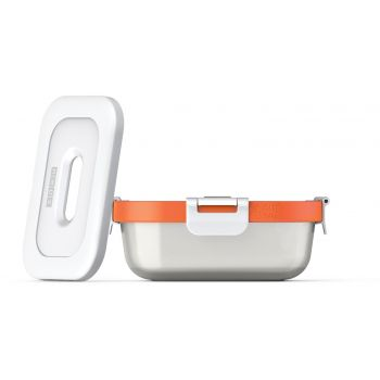 Zoku Neat Stack Lunch Set Set of 3 Pieces