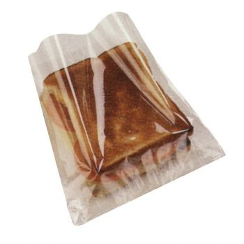 Disposable toastzakjes