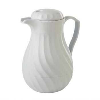 Kinox koffie isoleerkan wit 1.1L