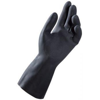 Mapa Handschoenen Zwart Rubber Alto Plus 260 Nr 7   Op = Op