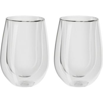 Zwilling Sorrento Dubbelwandig Longdrink Glas 350 Ml Set 2  39500-217