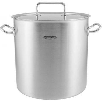 Commercial Soeppot Hoog 32 Cm-25,5 L Met Deksel By Demeyere 90932