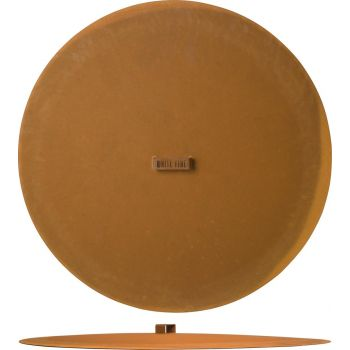 White Fire Barbecue Lid